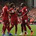 Na estreia de Alisson, Liverpool joga fácil e goleia West Ham