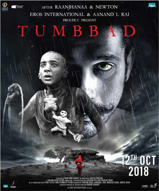Tumbbad (2018) Hindi ORG Dual Audio 400MB HDRip 480p ESubs