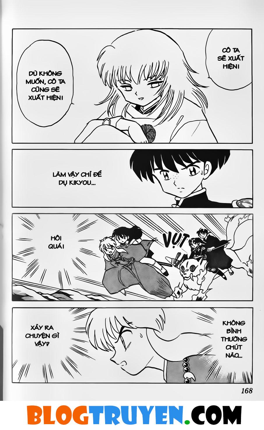 Inuyasha vol 33.9 trang 19