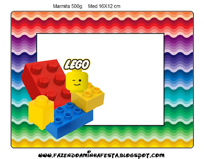 Lego Free Printable Candy Bar Labels Oh My Fiesta! in english