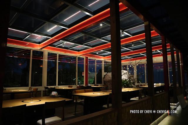 IMG 0726 - 台中龍井│不夜天夜景餐廳*不用出國也能感受南洋風情。特色柴燒窯烤披薩別錯過