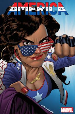 MARVEL COMICS' AMERICA