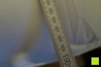 Lineal: MESANA Premium Matratzen-Schoner | Größe: 140x200 cm, Höhe: 27cm | weiß aus Soft Touch Microfaser | 100% Polyester | Matratzen-Auflage auch für Ihr Boxspring-Bett und Wasserbett | Unter-Bett