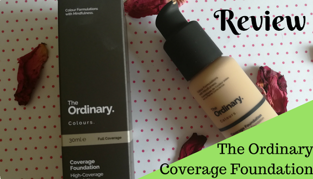 The Ordinary Deciem Coverage Foundation Review