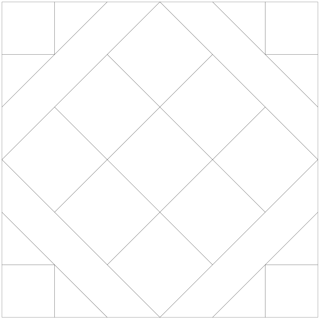imaginesque  quilt block 29  pattern and templates