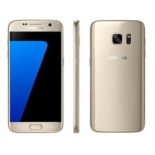 Samsung Galaxy S7 Flat Gold SMG930G