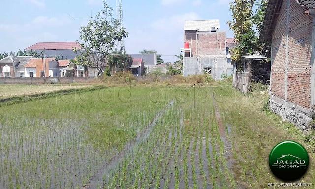 Tanah di Wiyoro dekat Ringroad Timur