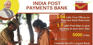 India Post Payment Bank PO 20116 Mains Exams - Result Out  :