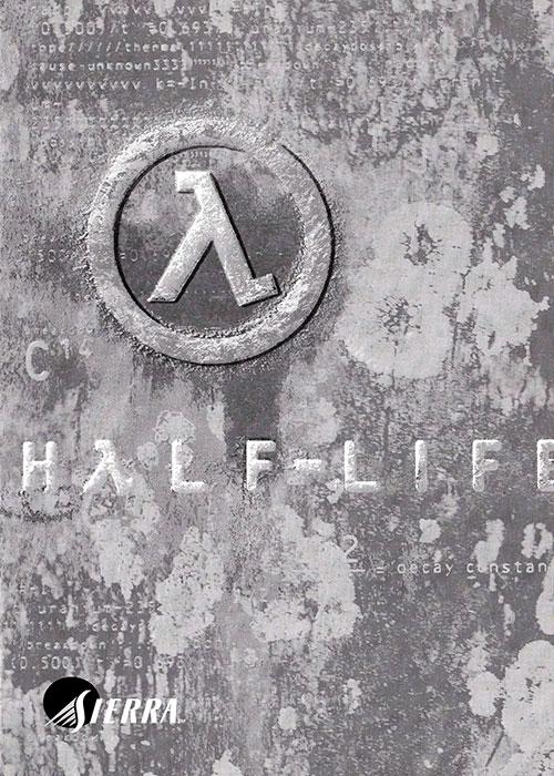 Half-Life Manual