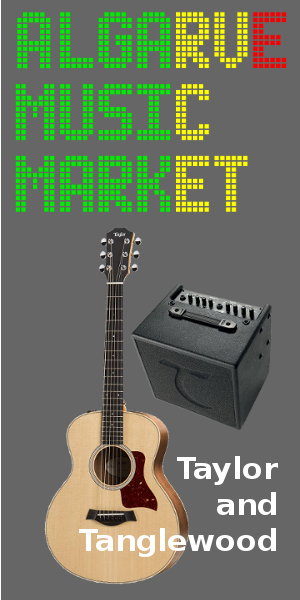 Algarve Music Market for Pre-Loved Gear