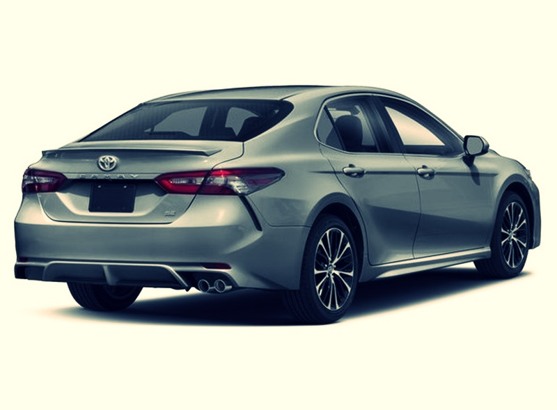 2018 Toyota Camry Spec and Limited