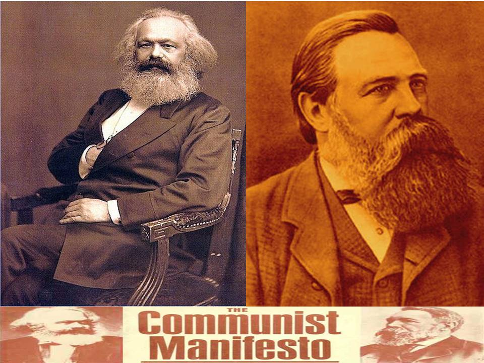 Ithinkphilosophy The Communist Manifesto By Karl Marx And border=