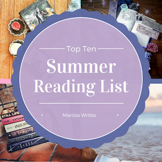 Top Ten Tuesday: Summer Reading List