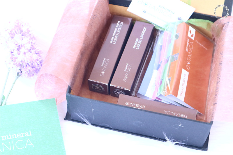 Beauty Box from Mineral Botanica