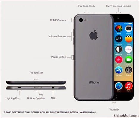 iphone 7 concept and looks