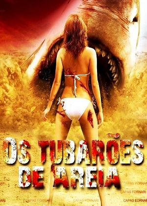 Tubarões da Areia Torrent Download  BluRay  720p