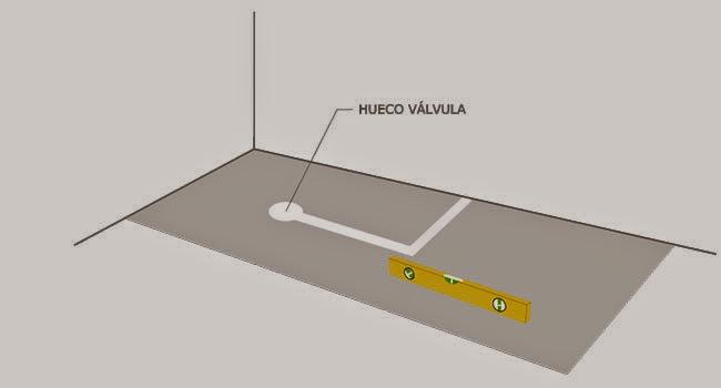 El Blog Del Bano 4 Pasos Para Instalar Tu Plato De Ducha Extraplano - Como-instalar-un-plato-de-ducha