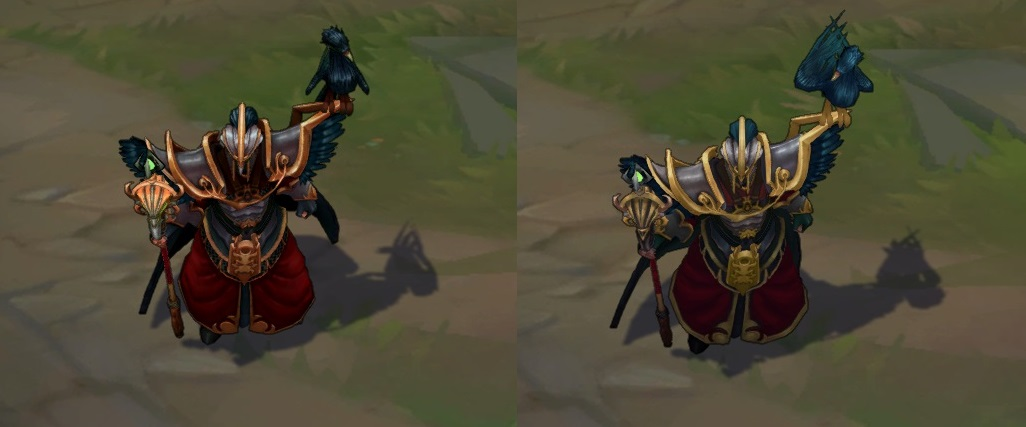 Pirate Wallpaper Quote Tyrant Swain S Green Smoke Particles Removed On Pbe
