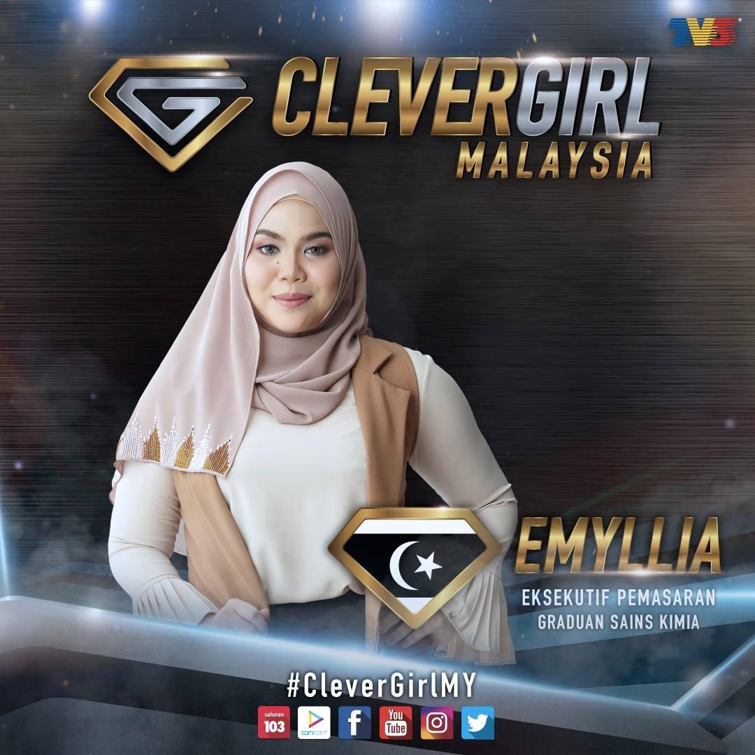 Emyllia Clever Girl