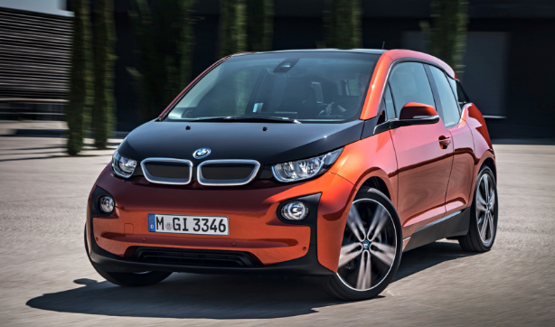 2014 BMW i3 with Range Extender Review