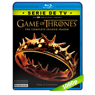 Game of Thrones (2012) Temporada 2 Completa Full HD 1080p Audio Dual Latino-Ingles