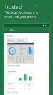 Microsoft Excel APK Full Version