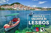 Castiga o vacanta in insula Lesbos, Grecia