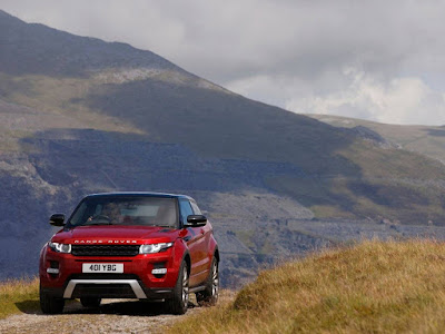 ranger rover evoque off road normal resolution desktop wallpaper 7