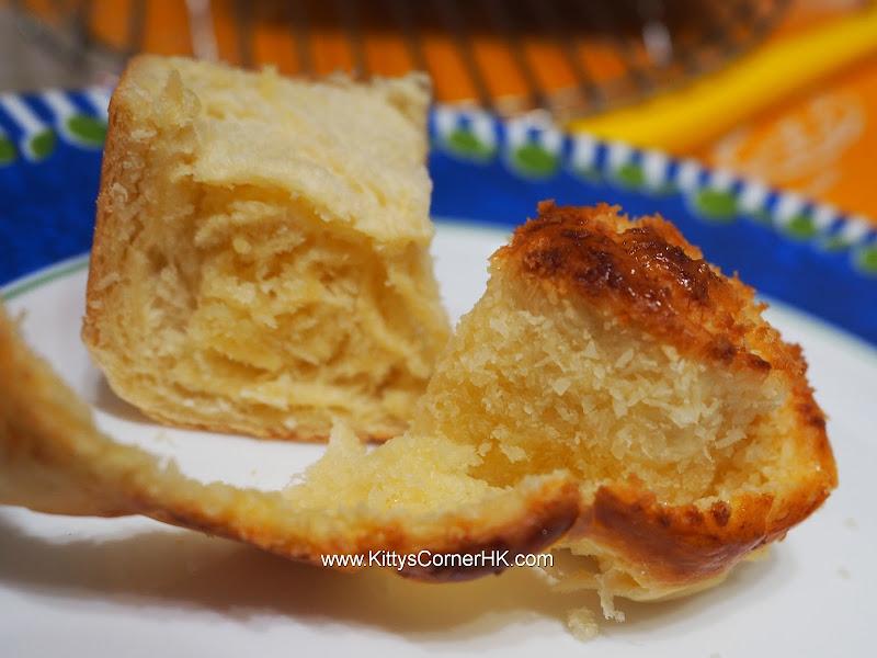 Coconut Bun 椰蓉檳 自家烘焙 食譜 home baking recipes