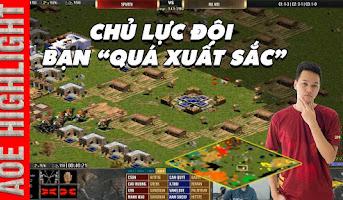 AoE Highlight | Pha ốp quân tổng lực cực kỳ mãn nhãn của team Sparta