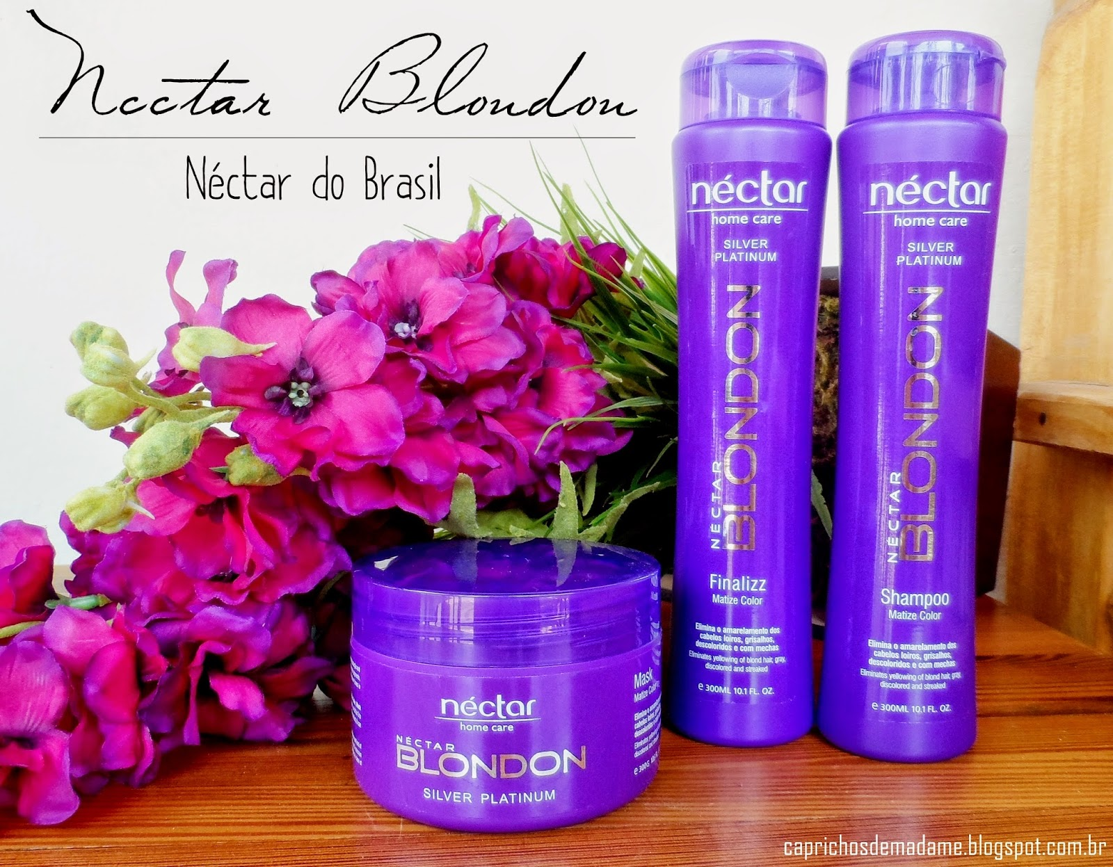Review Néctar Blondon