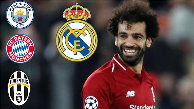 محمد صلاح ضمن خطط ريال مدريد القادمة ويوفنتوس لم يتخلى عن إيسكو و موجز اخبار الانتقالات 2020