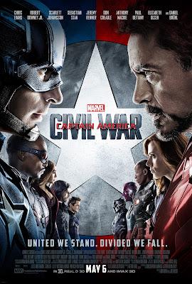 Film Captain America: Civil War ( 2016)