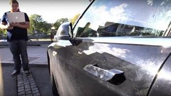 Χάκερς κλέβουν ένα Tesla σε δευτερόλεπτα [video]