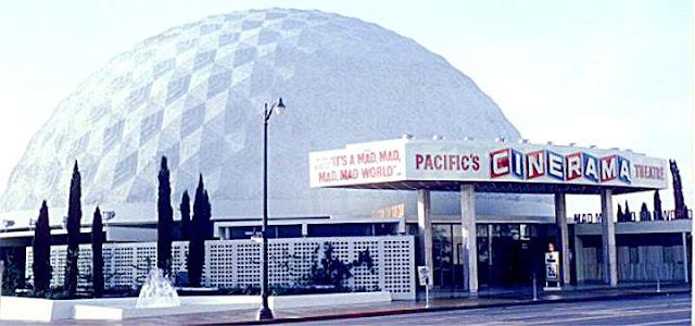 Los Angeles Theatres: Cinerama Dome