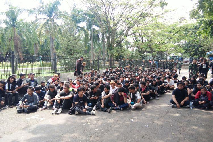 Kelompok Anarko Beraksi Di Bandung