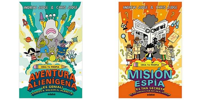 libros actividades niños juegos llevar maleta verano vacaciones recomendados crea tu propia
