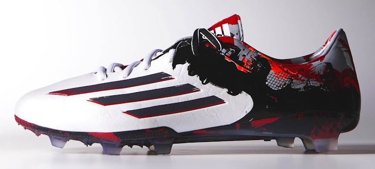 Adidas Messi Pibe de Barr10 2015 Boots Released - Footy Headlines 32a98e929