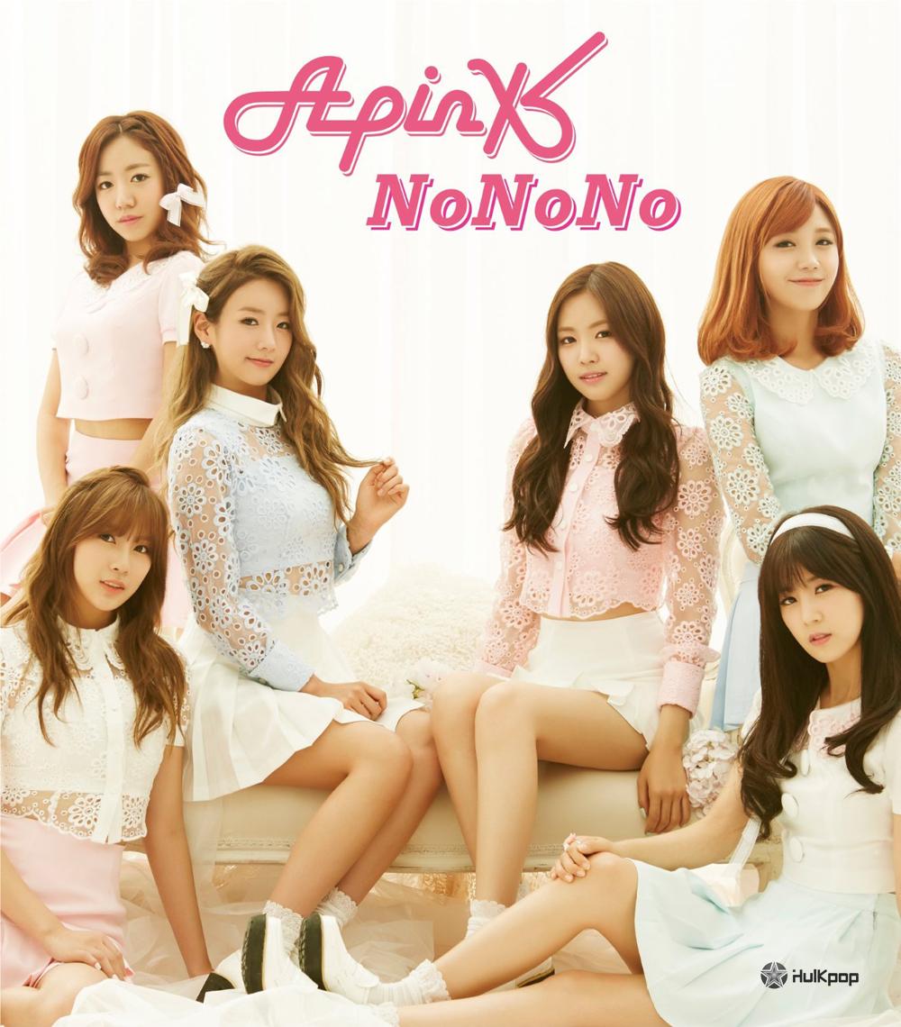[Single] Apink – NoNoNo (Japanese)