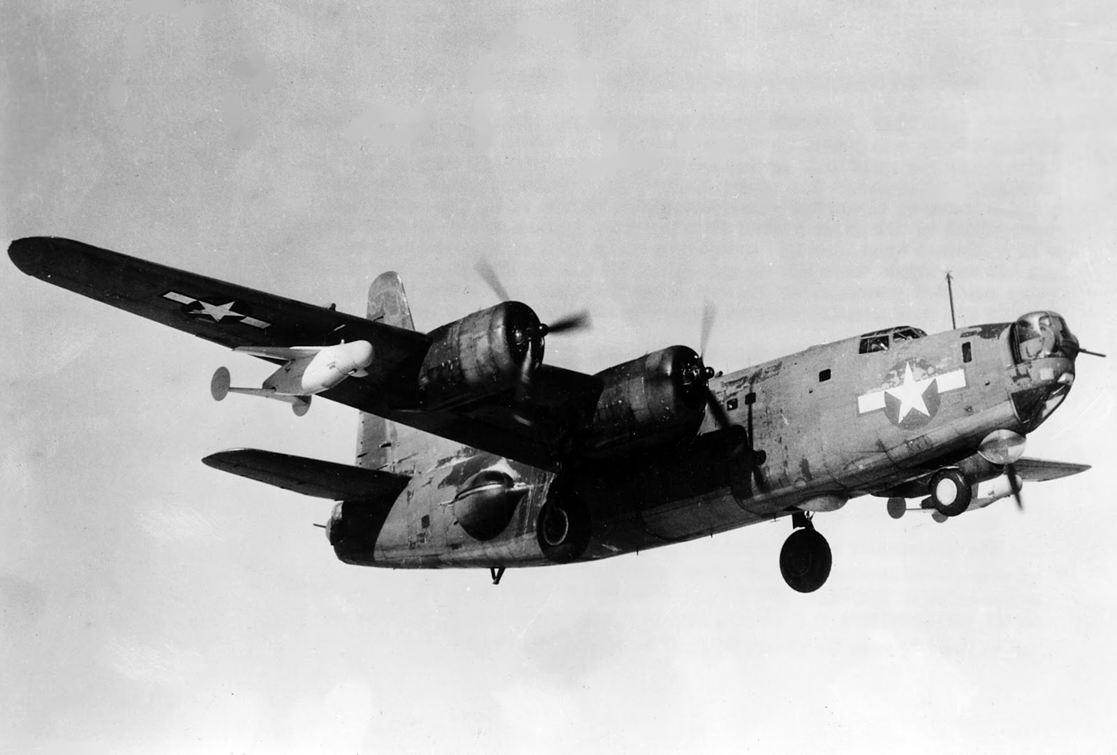 World War II Pictures In Details: US Navy PB4Y-2 Privateer ...
