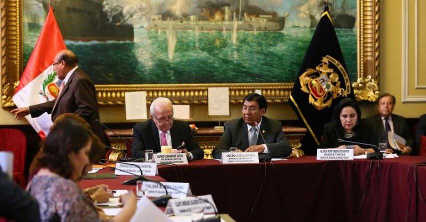 Congreso realizará mañana sesión descentralizada en Puno para debatir proyectos de Ley que piden modificar Ley Universitaria y Nombramiento de Trabajadores Administrativos