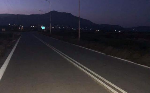 Έργα βελτίωσης οδικών αξόνων σε Αρκαδία και Αργολίδα υπέγραψε ο Τατούλης