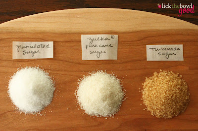 Can You Substitute Raw Sugar For White Sugar Cake