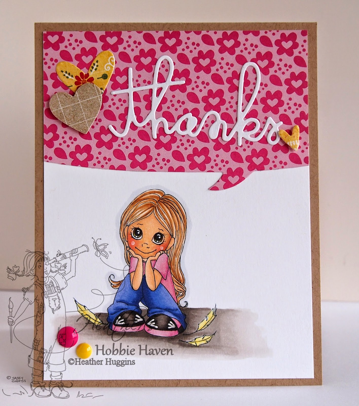 Heather's Hobbie Haven - Just for Fun Saturday