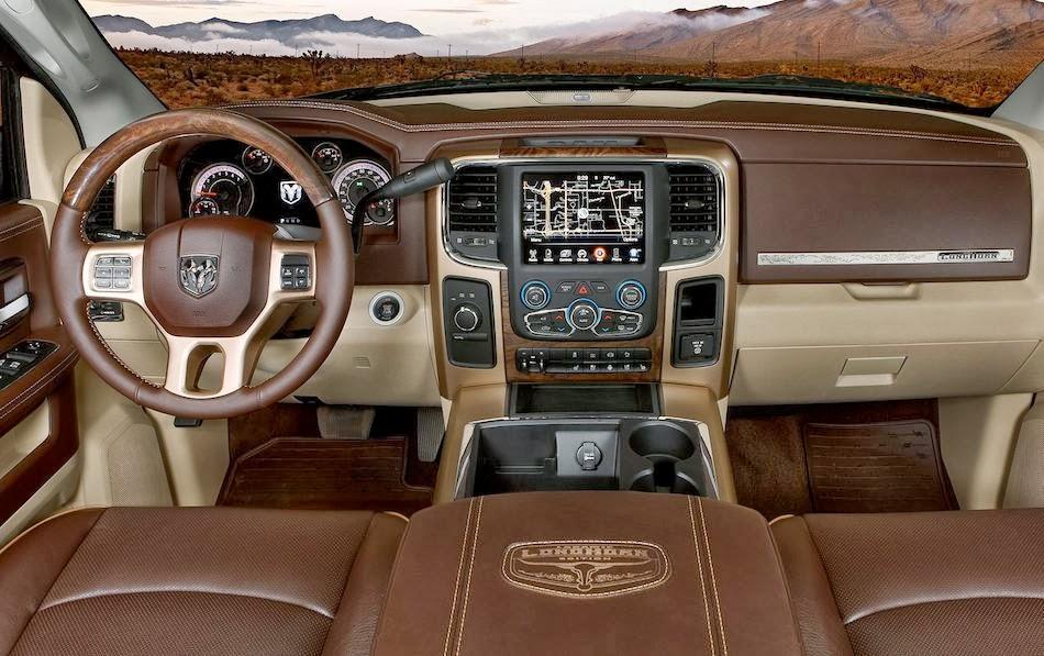 Dodge ram 2013 2014 - Dodge ram 2500 laramie longhorn interior ...