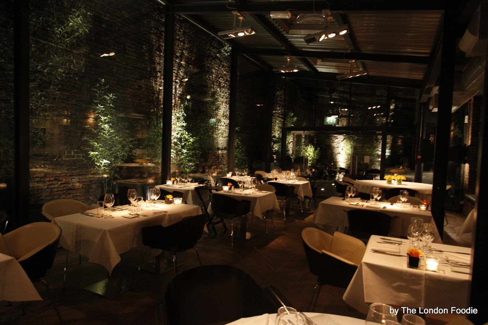 Beautiful restaurants in london