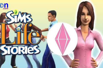 Free Download Game PC Laptop The Sims Life Stories Full Version