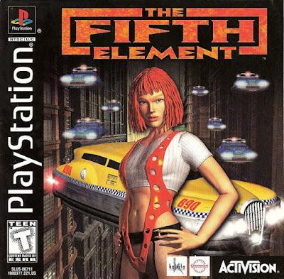 descargar fifth element psx mega