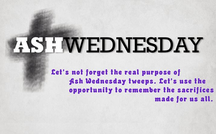 Ash Wednesday Images Pictures Quotes Fasting Rules Meme Photos