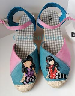 Zapatos-esparto-Gorjuss-pintura-en-tela-Crea2-con-Pasión-4